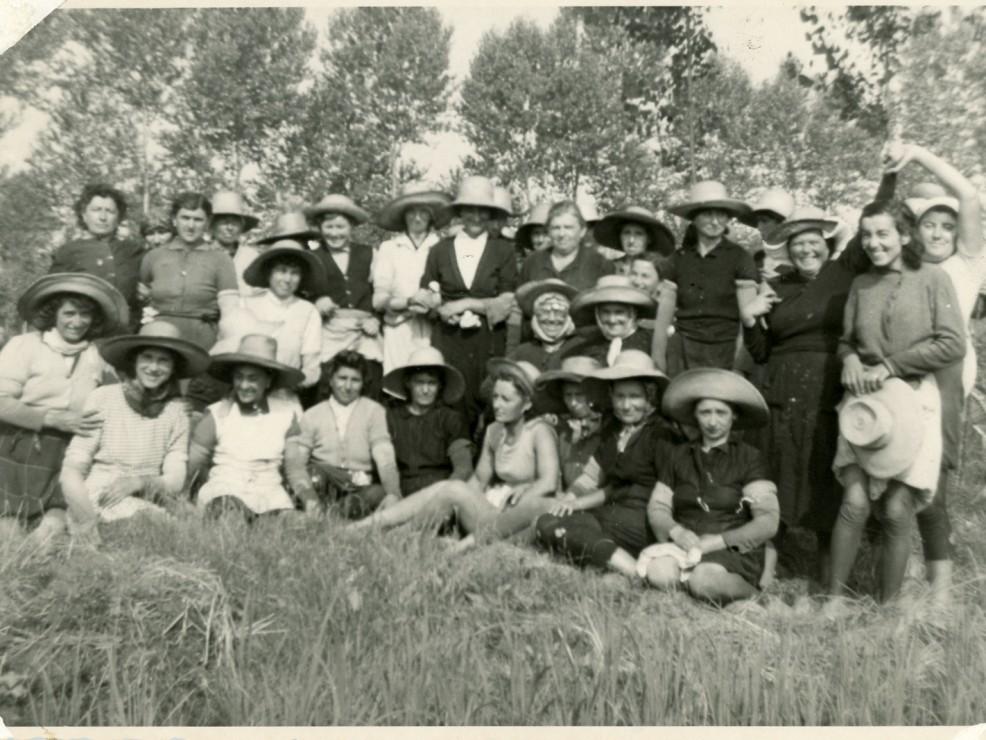 foto lavoratori del cibo