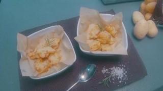 Frittelle di patate Selenella