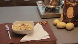 Gnocchi di patate Selenella al sugo di noci