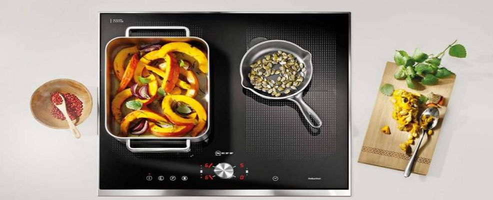 Neff cucinare con creativit sale pepe - Cucinare con induzione ...