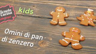 Omini di panpepato (gingerbread)