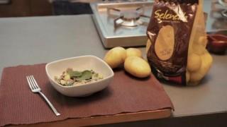 Pizzoccheri alla valdostana con patate Selenella