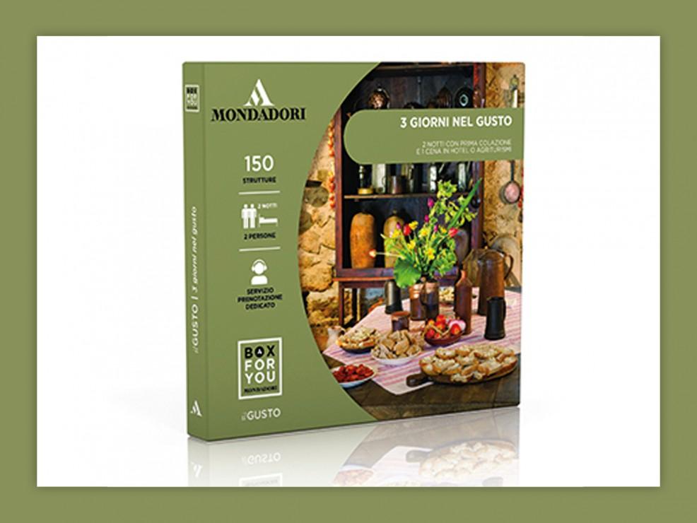 Cofanetto Box For You di Mondadori