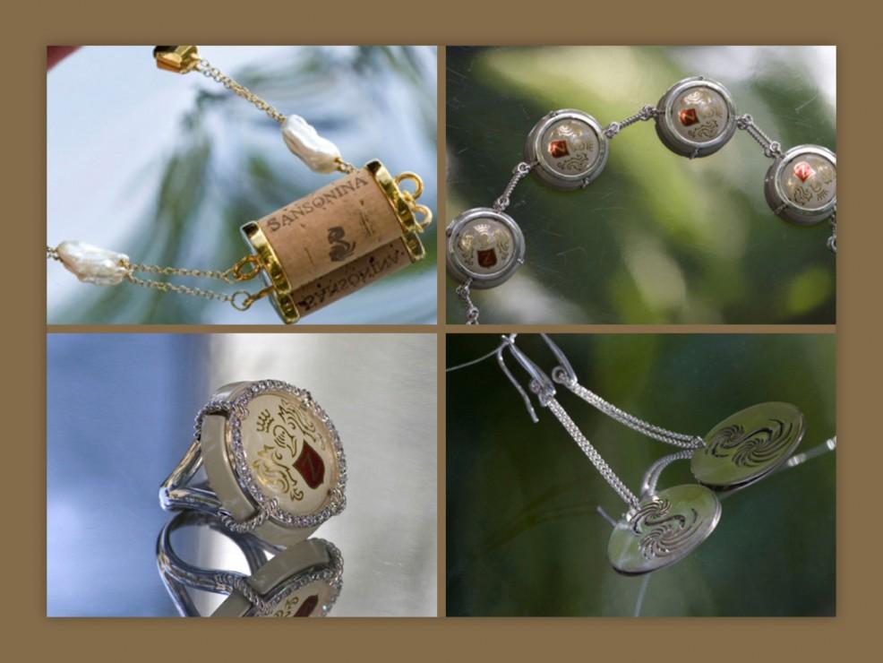 Collezione di gioielli Nadia Pensieri di Nadia Zenato