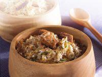riso saltato con verdure e tofu Sale&Pepe ricetta