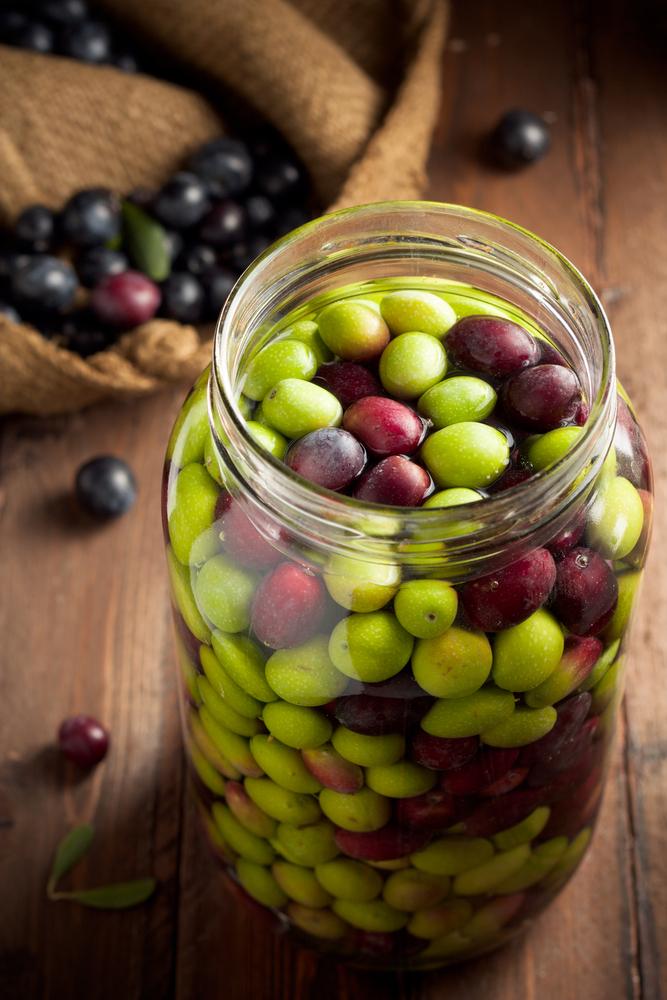 Come Si Fanno Le Olive In Salamoia Sale Amp Pepe