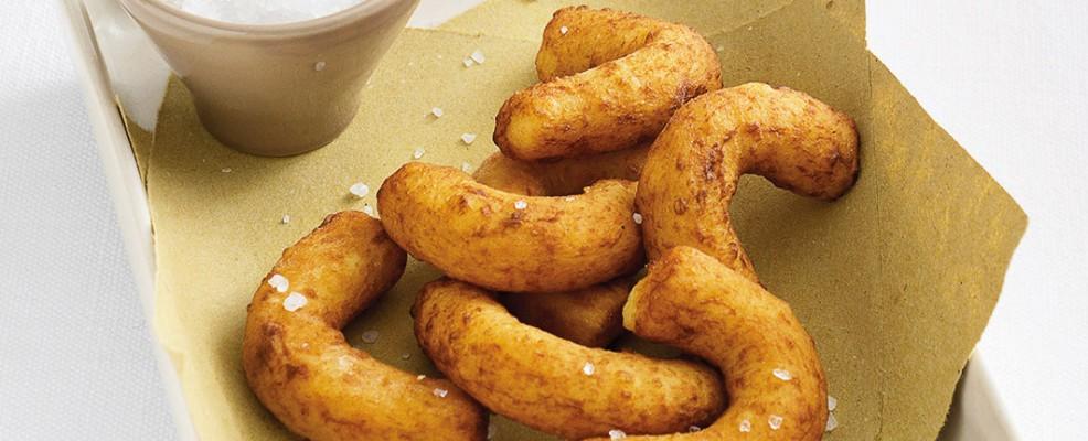 chifeleti de patate salati Sale&Pepe ricetta