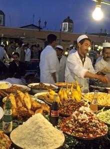 La cucina araba dal Maghreb al Medio Oriente