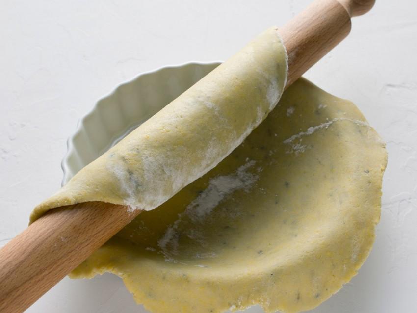 doppia tarte al sale nero Sale&Pepe preparazione