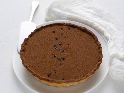 doppia tarte al sale nero ricetta