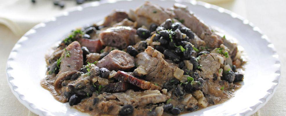 fagiolata alla brasiliana Sale&Pepe ricetta