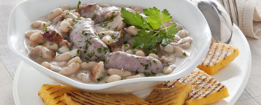 fagiolata con salsiccia Sale&Pepe ricetta