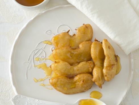 frittelle di ananas alla birra Sale&Pepe ricetta