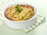 timballo di patate con provolone e salsiccia Sale&Pepe ricetta
