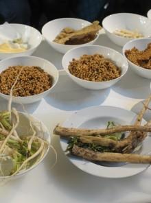 Cereali e tuberi, futuri protagonisti nelle nostre cucine