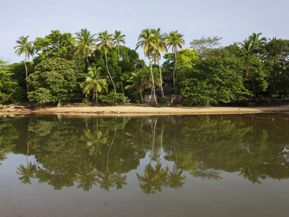 Mamah Beach, luogo incantevole in Sierra Leone