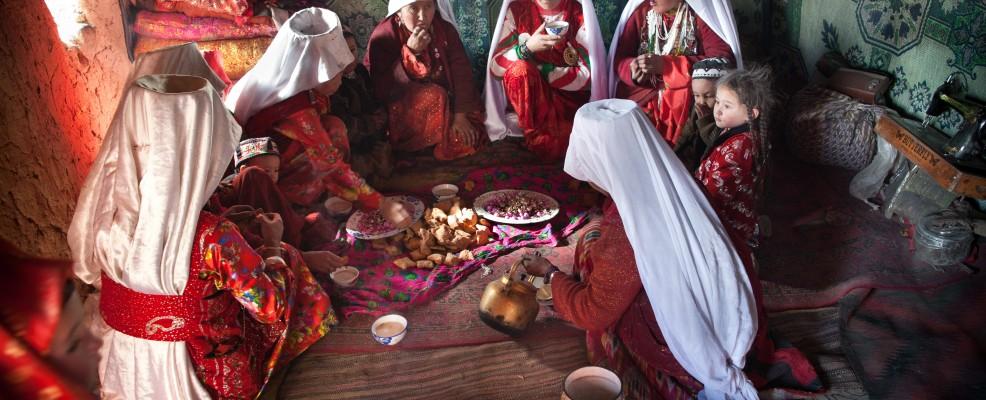 Cerimonia nuziale in Afghanistan