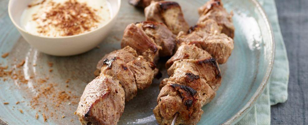 teka kabab Sale&Pepe ricetta