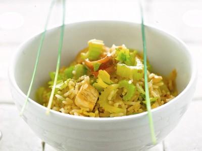 Insalata di riso orientale