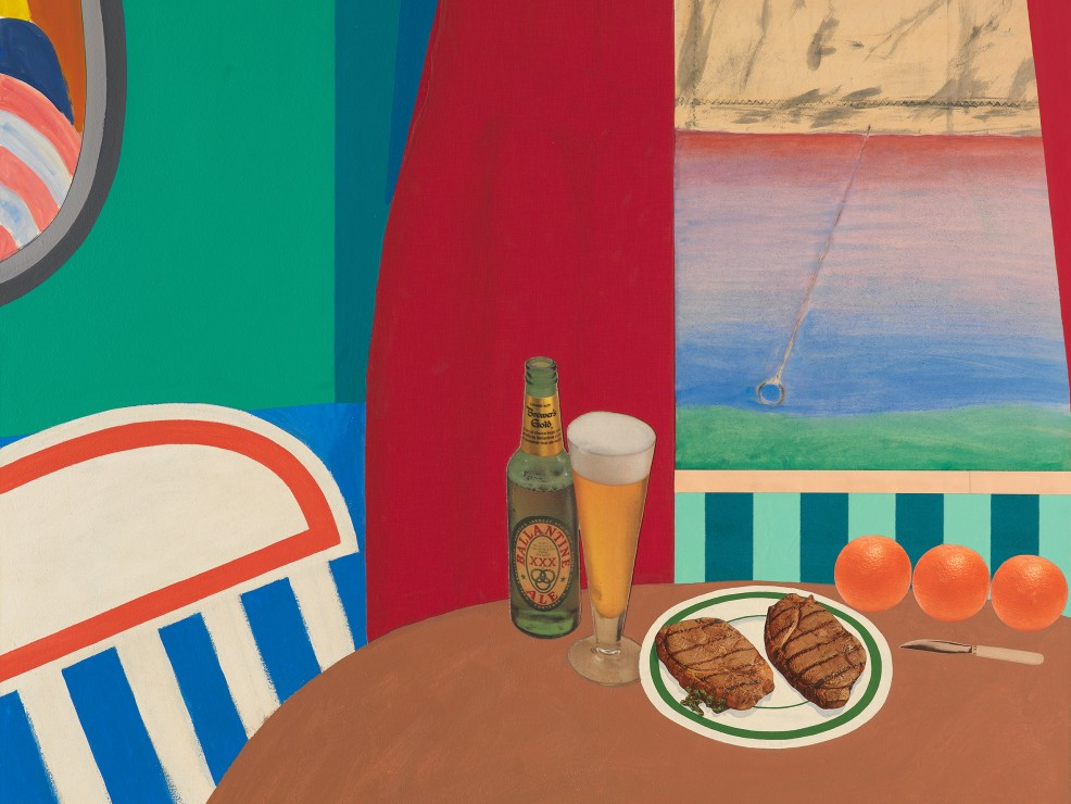 Tom Wesselmann, Still Life