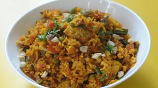 Subgi Biryani e Dal, piatti tipici indiani