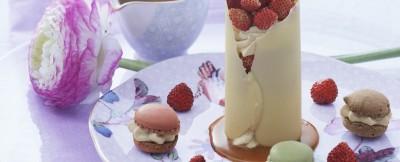 cannoli_cioccolato bianco_ caramello_fragoline