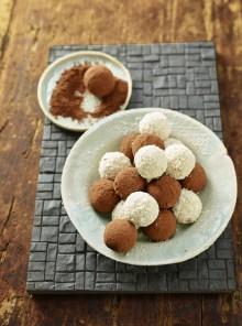 Profiteroles de coco (Camerun)