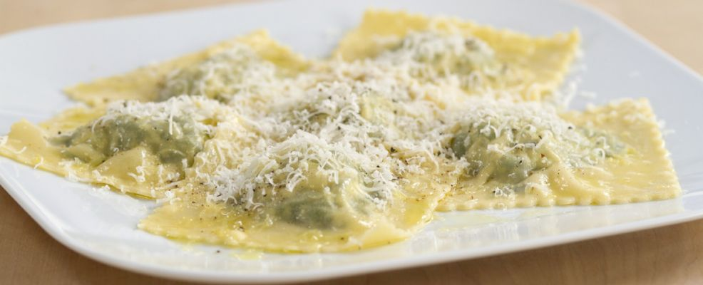 Come cucinare i ravioli ricotta e spinaci sale pepe for Cucinare spinaci
