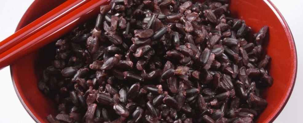 Nanjing Black Rice