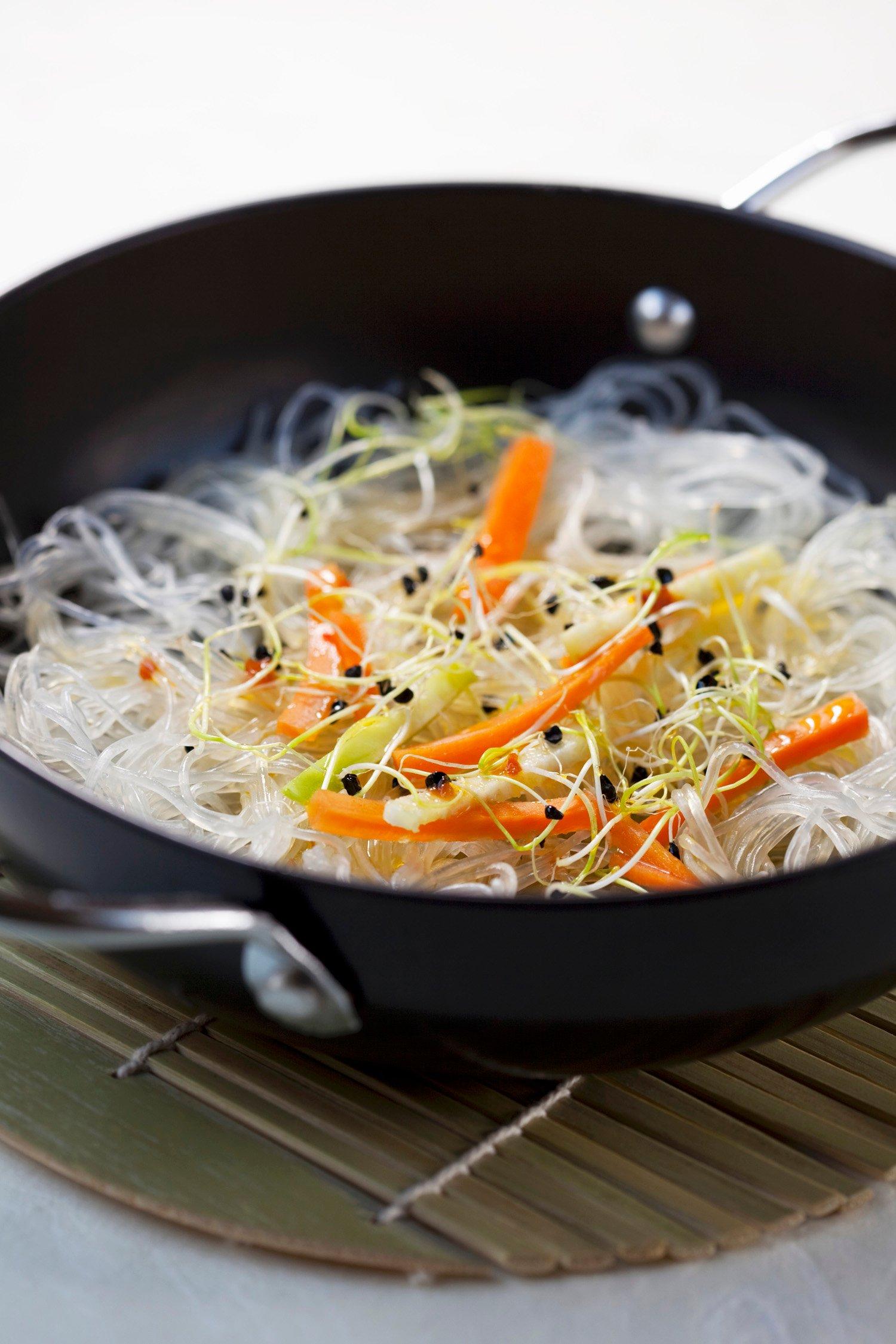 Come cucinare gli spaghetti di soia sale pepe for Lecitina di soia in cucina