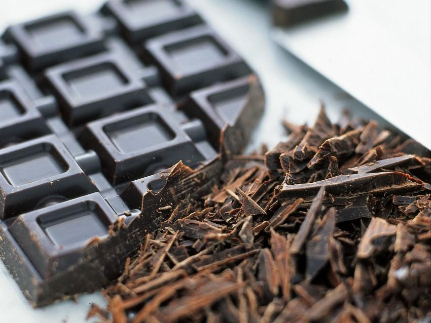 Coppette con crema di ricotta e cioccolato