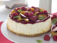 Cheesecake allo yogurt e frutta