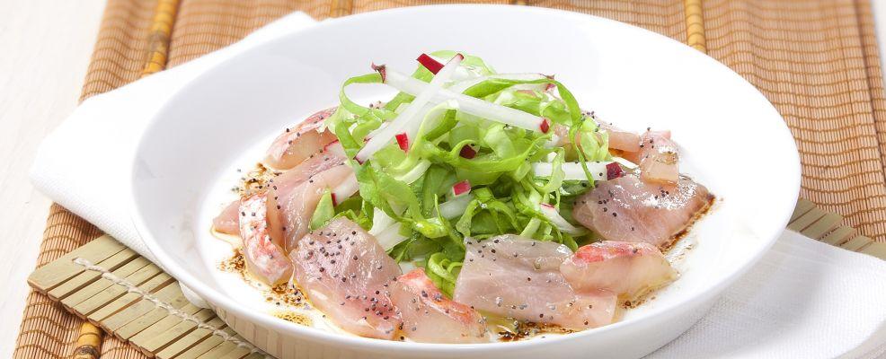 Sashimi all'italiana