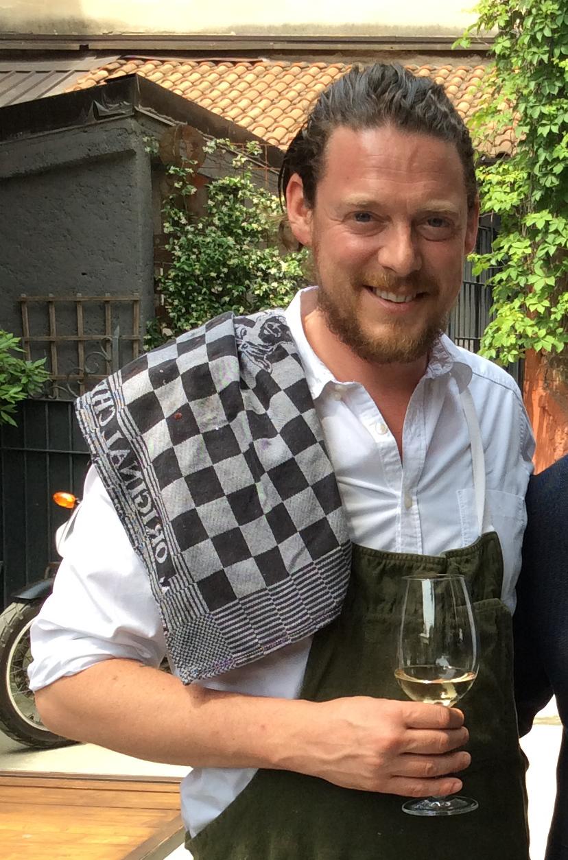 Kobe desramaults l 39 avanguardia belga sale pepe for Cucinare kobe