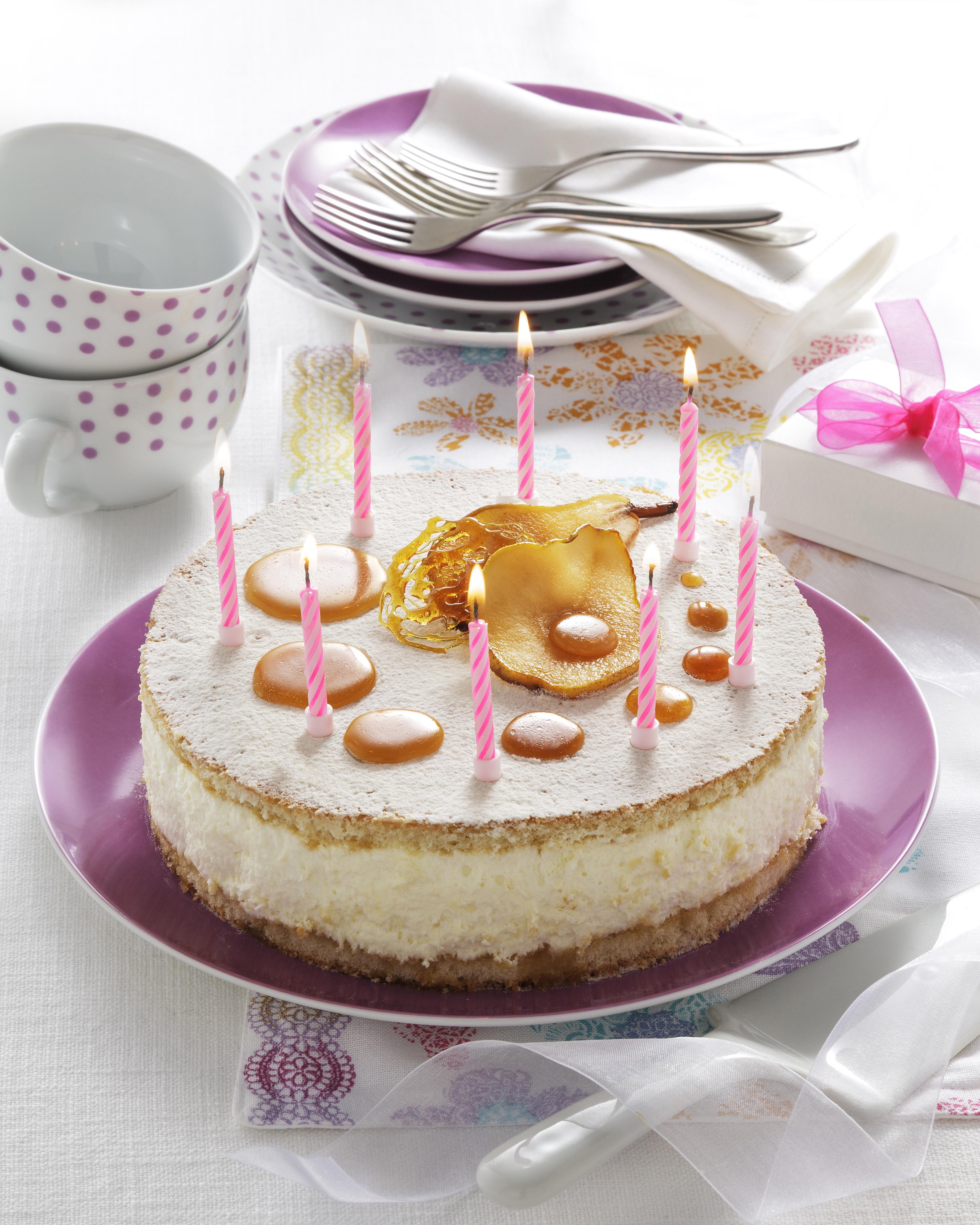 Torte di compleanno 10 ricette facili sale pepe for Ricette torte facili