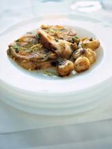 arrosto di coniglio farcito Sale&Pepe ricetta