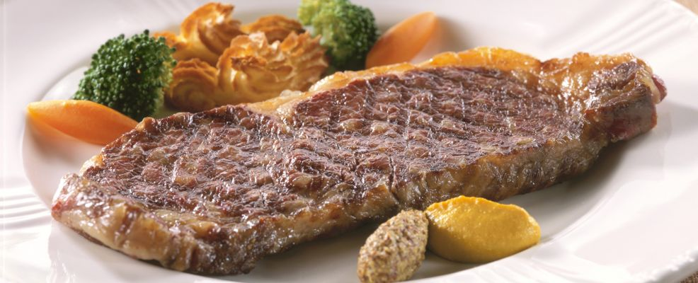 Broiled Sirloin