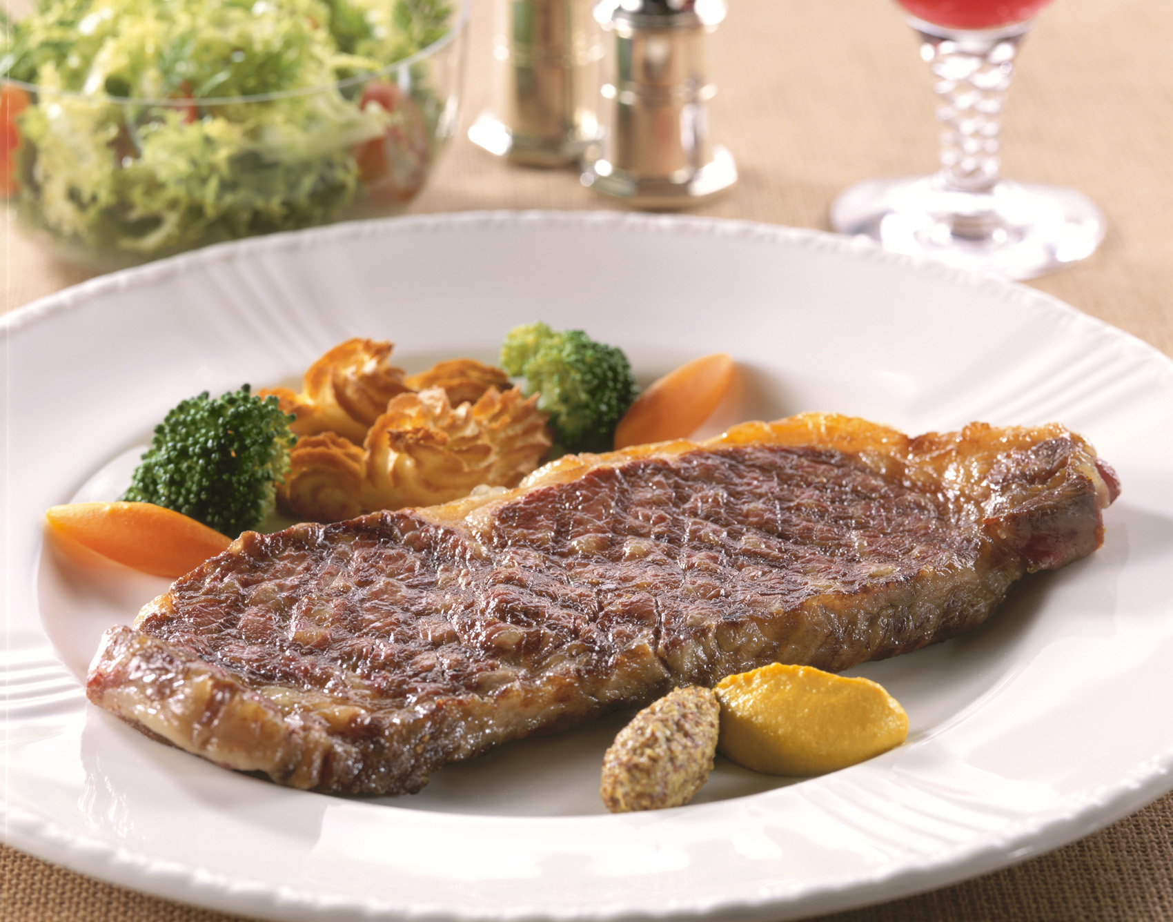 Come cucinare una bistecca sale pepe - Come cucinare fettine di bovino ...
