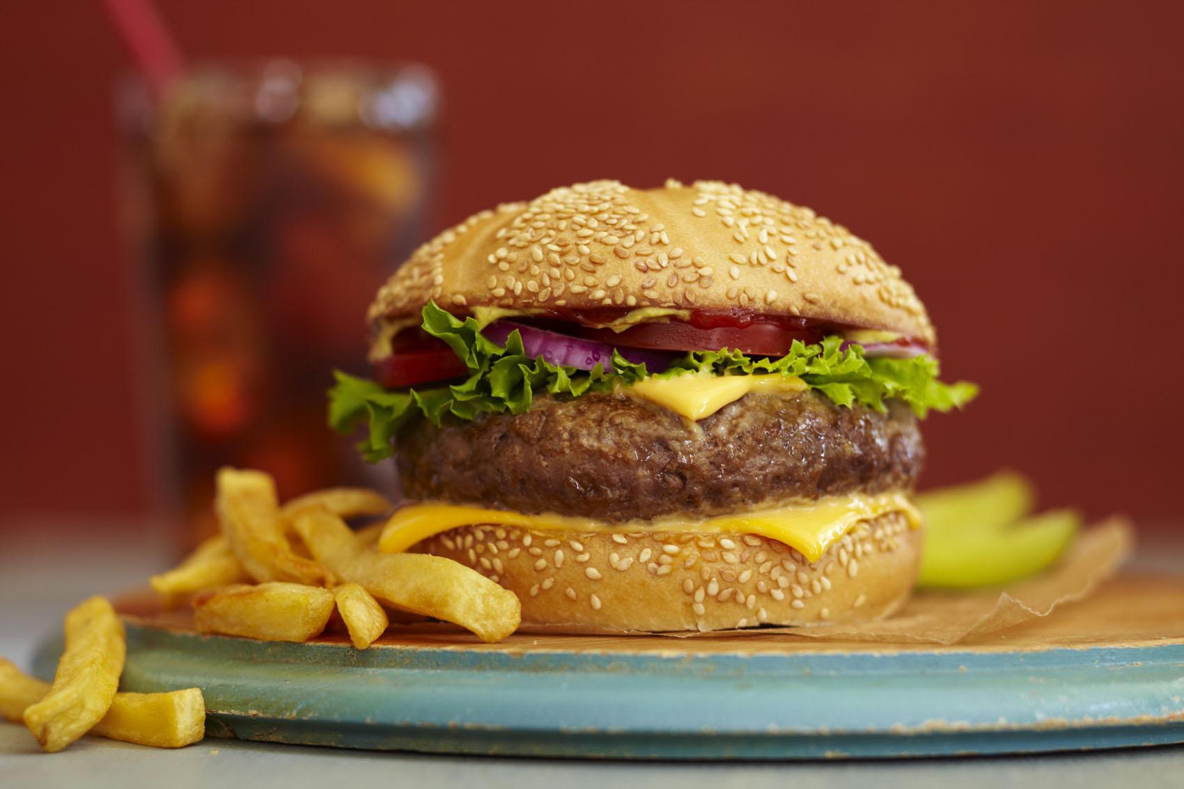 Come cucinare gli hamburger sale&pepe