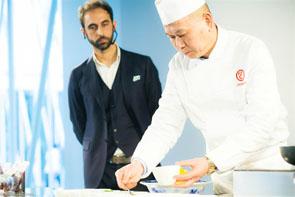 chef Guoqing Zhang