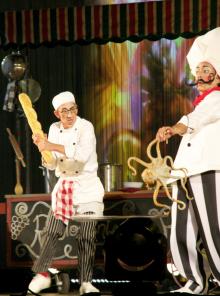 Cirque du Soleil a Expo: un sogno che ha inizio da un seme luminoso