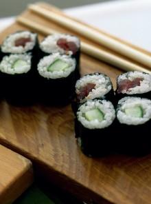 Come cucinare il sushi