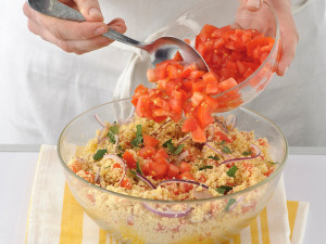 Cucinare il cous cous o cuscus