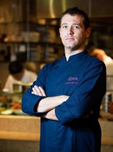 Hamish Brown e una nuova cucina giapponese a Londra