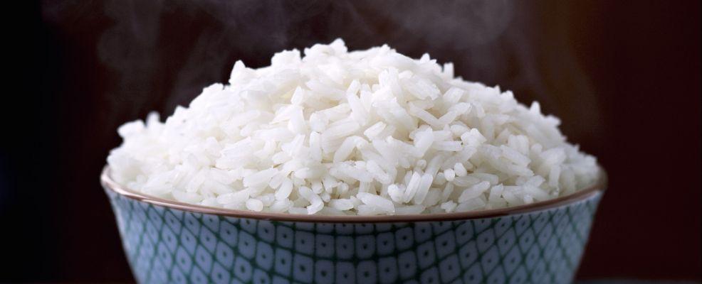 riso bianco