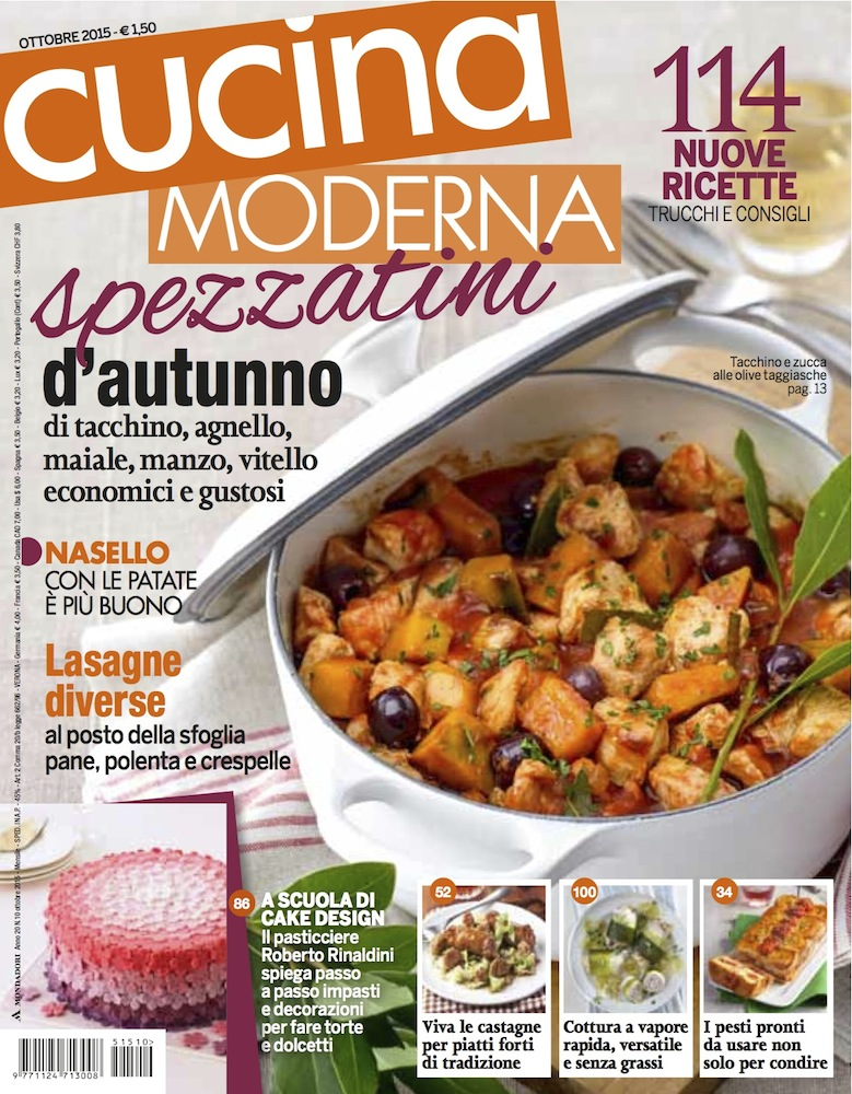 Cucina Moderna ottobre