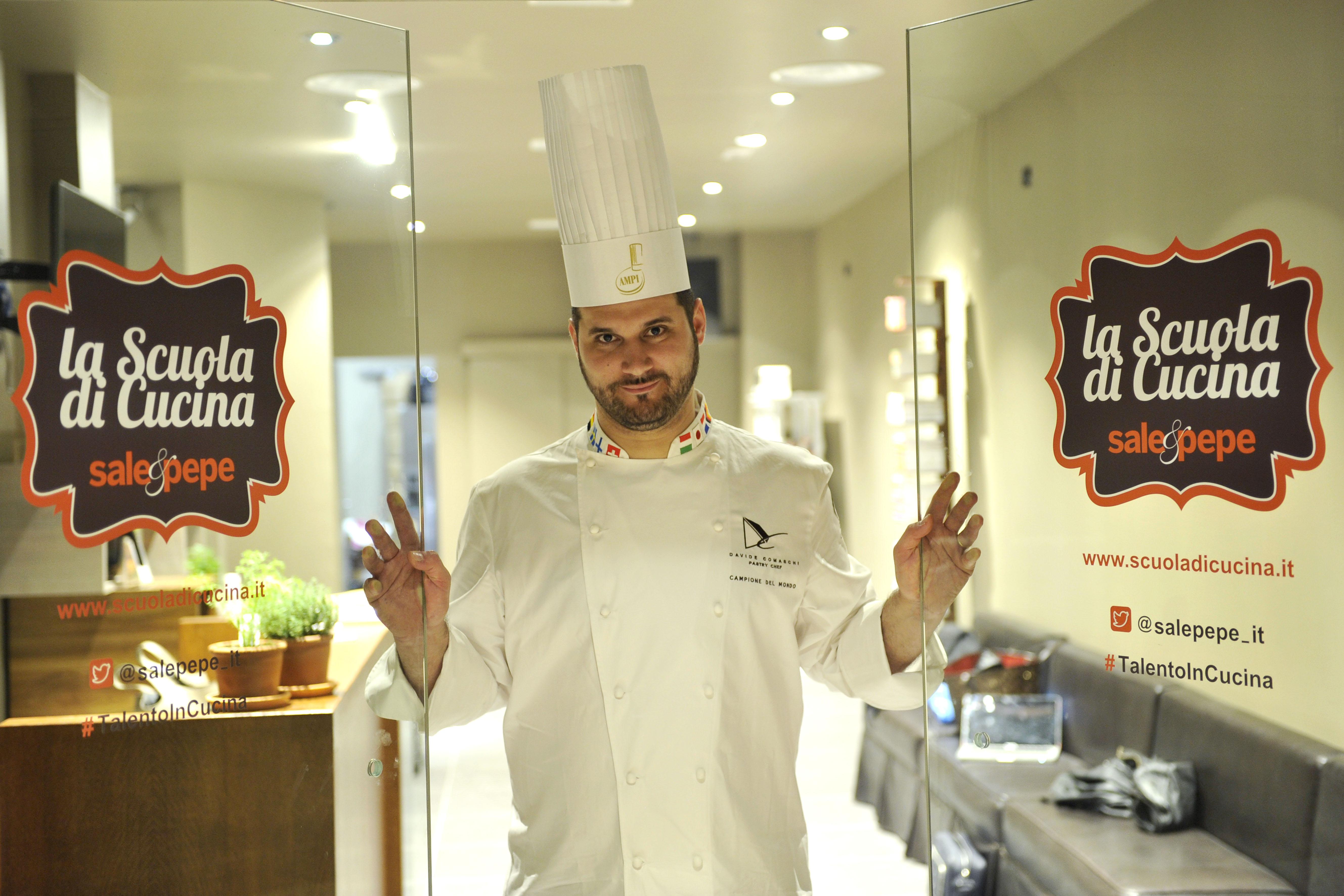 I nuovi corsi della nostra Scuola di Cucina - Sale&Pepe