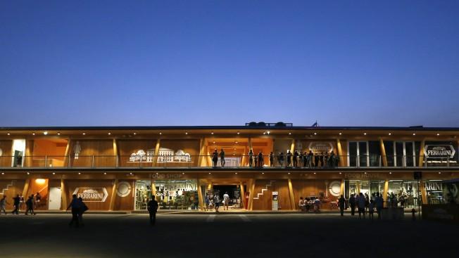 Ferrarini a Expo