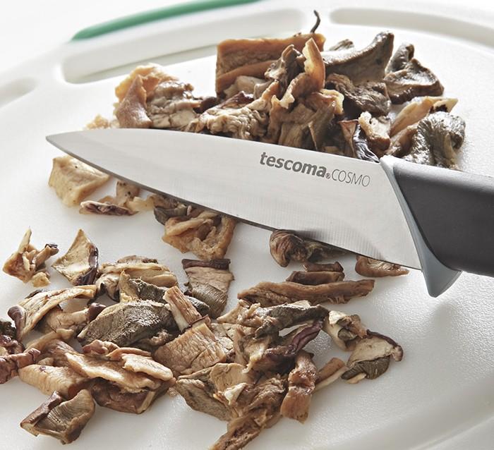 Mafaldine con sugo ai funghi secchi