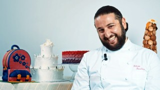 Roberto Rinaldini, il pasticcere imprenditore